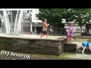 DVJ SeverOk - Друзья, лето, дети, фонтан. (DJ Cvetkoff Virus) Remix