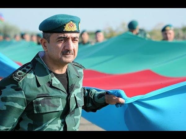 Пограничники ВС Азербайджана