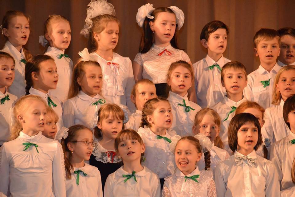 Хоровая музыка прозвучала в школе искусств на Абрамцевской