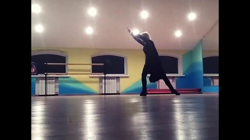 Contemporary / Джаз модерн Люберцы (Анна Пасмор)