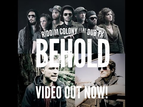 G Ras Riddim Colony feat Dub FX - Behold 2014 Official HD Video