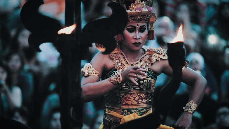 SHAMAN BALI. INDONESIA UNART.PRO