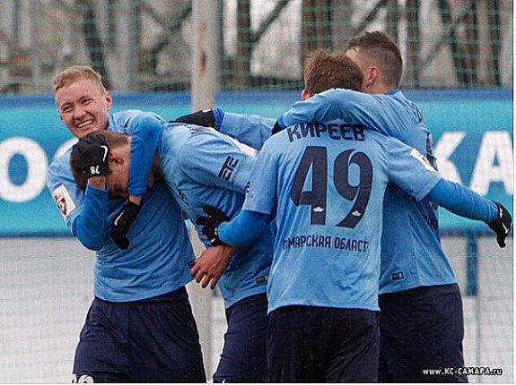 Лучший футболист Марий Эл отправится на сбор основной команды «Крылья Советов»