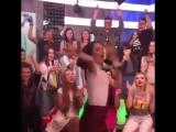 Наталья Орейро в прямом эфире Европы Плюс исполнила хит United By Love ❤️ который она записала специально к ЧМ2018 ⚽️