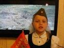 Стихи о войне ко Дню Победы 9 мая С Кадашников Ветер войны Рассказывает Варвара Прохорова Курган Диплом 1 степени