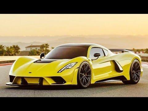 1600HP Hennessey Venom F5 - FASTEST Car In The World - Bugatti Chiron KILLER!!