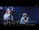 KinKi Kids 20.2.21 CM (Everything happens for a reason) 60s