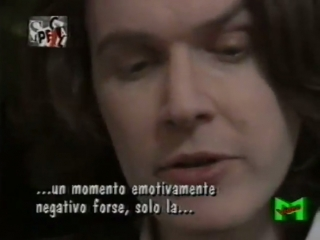 The long lost Italian interview with David Sylvian '91