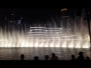 Musical Fountains in Downtown Dubai, 2018