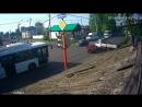 Стерлитамак ДТП 19.05.2018 Красная девятка на красный