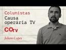 Eleição a arte de passar um pano no golpe Colunistas da COTV Por Juliano Lopes