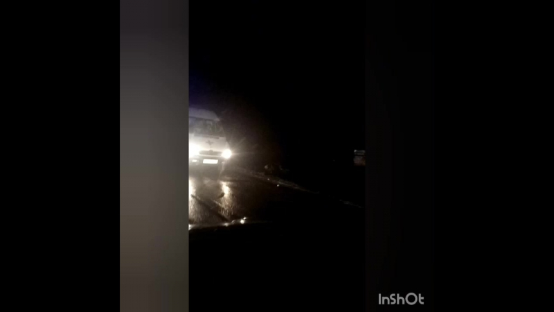 ДТП на Киевке 14 11 17