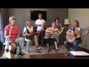 Палуба в исполнении ансамбля гитаристов клуба Живые струны
