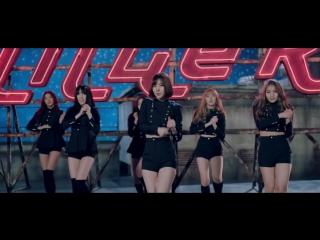 [MV] GFRIEND(여자친구) _ FINGERTIP (Choreography A Ver.)