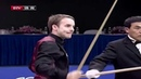 Angry snooker players