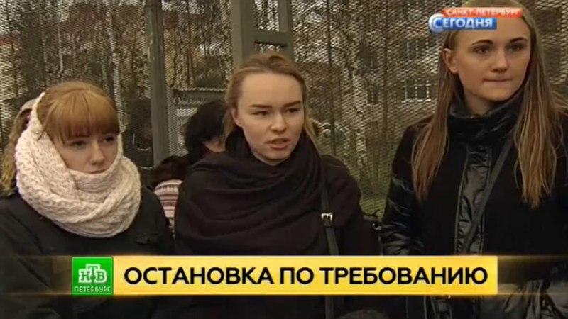 Жители Славянки мучаются в очередях на остановках