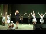 Дети войны - С. Хамидова и танц.студии