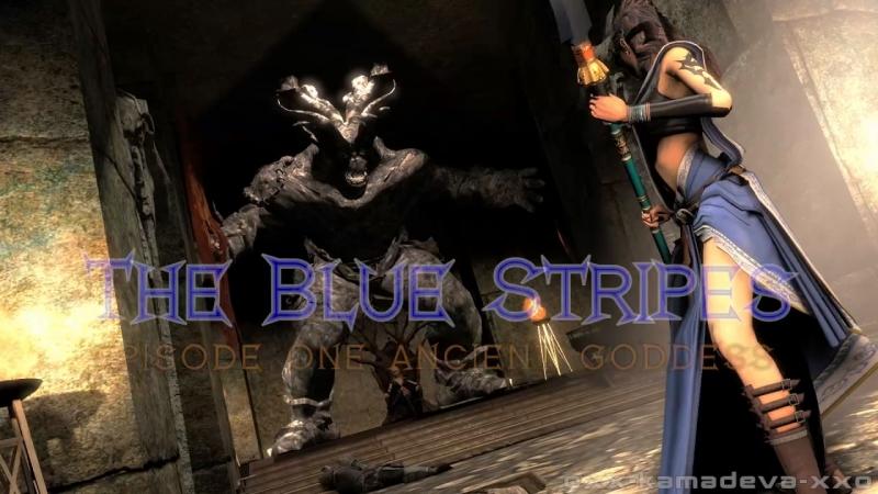 The Blue Stripes ep 1 prolog Naughty Machinima