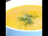 Легкий рецепт горохового супа