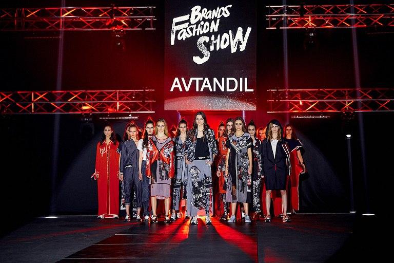 LEORGOFMAN - модный показ Brands Fashion Show