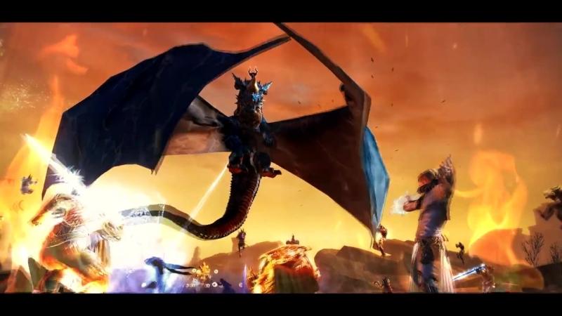 Neverwinter online ♦Epic dragons♦. Гильдия -Sunrise-