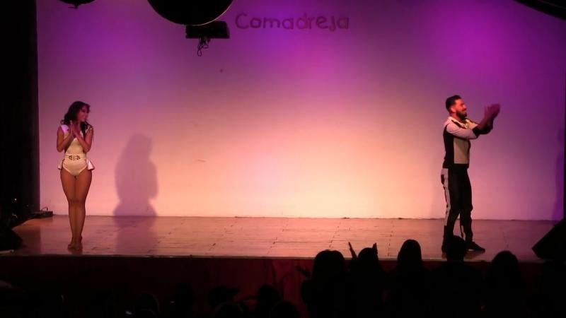 Comadreja Bachata Congress 2015 - Desirée Guidonet Daniel Sánchez