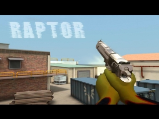 GUN SYNC #2: HARDCORE. RAPTOR