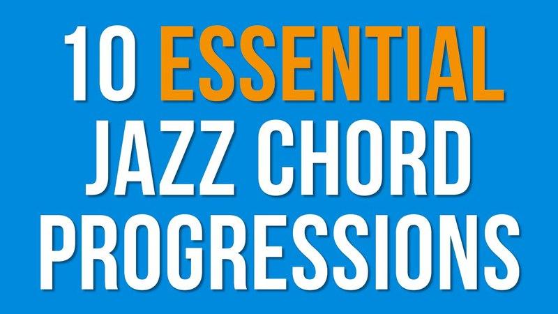 10 Progresiones de Jazz PART 1 - con subtitulos
