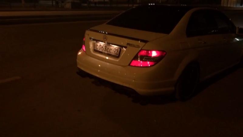 [C63 AMG] Рычит🔥
