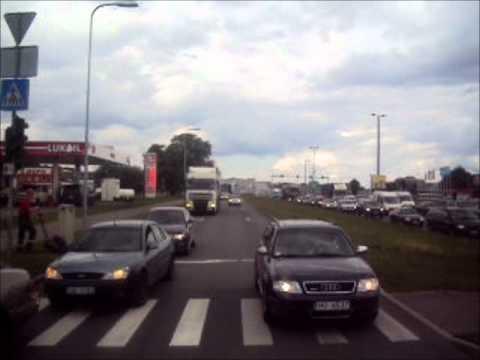 Autobusa maršruts Nr. 12. - Kooperatīvs Ziedonis - Abrenes iela