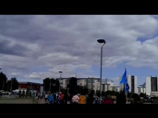 Хоровод на Славянской ярмарке. Подготовка