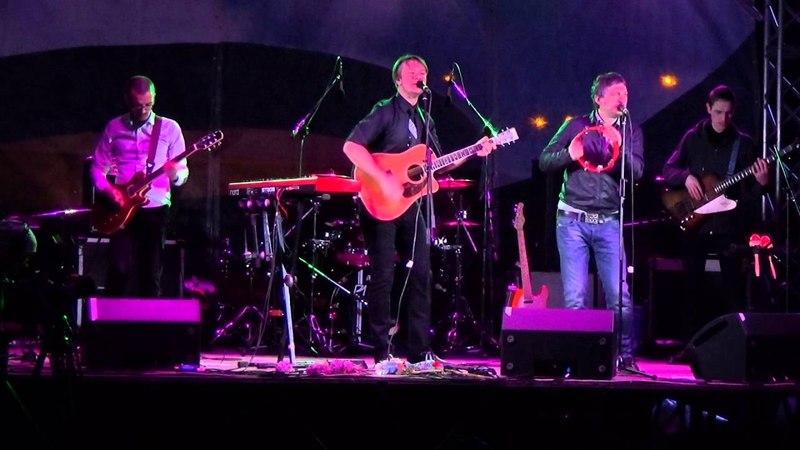 Ундервуд - Севастополь,концерт на площади Захарова (23.04.2016)