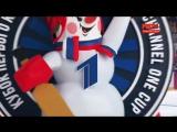 Кубок Первого канала / Канада - Южная Корея / Обзор матча