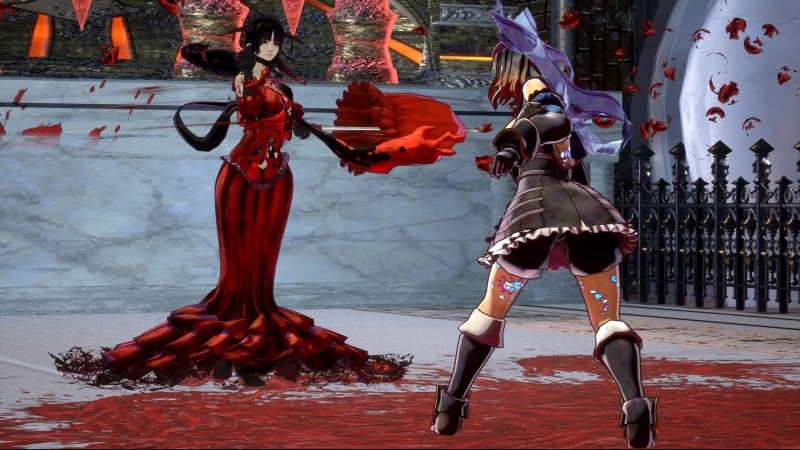 NS\PS4\XBO\PSV - Bloodstained: Ritual of the Night Art Screenshot Portfolio