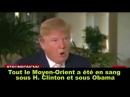 Politique : Quand le Président Américain déclarait que le Moyen-Orient était une catastrophe