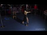 Ирина, преподаватель Pole Dance в школе Синди