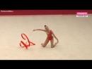 Арина Аверина лента (Квалификация 2018 Moscow Grand Prix