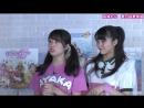 MomoClo vs EbiChuu bonus video (Takagi Reni Ai no Sekkyou Heya) AbemaGOLD 01/05/2018
