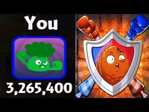 Plants vs. Zombies BATTLEZ! New High Score! Over 3.2 Million! - Plants vs. Zombies 2
