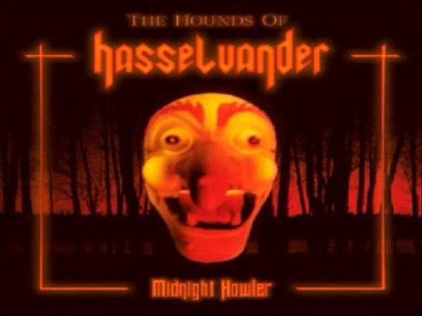 The Hounds of Hasselvander - Doctor Orloff