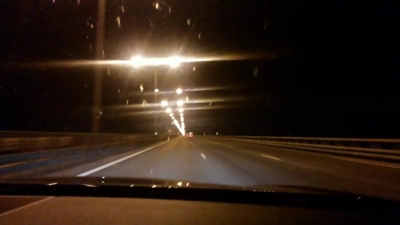 ночные катания на БМВ ( Fedor Bogdanov / BMW )
