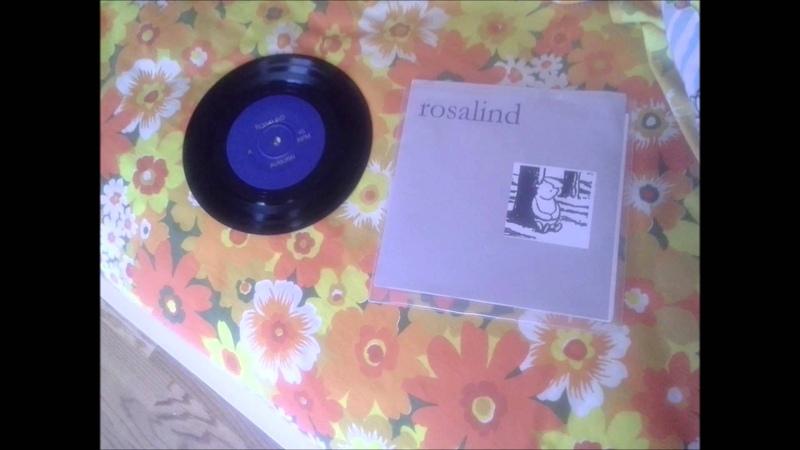 Rosalind- AuburnDuring 7 (Vinyl Rip)