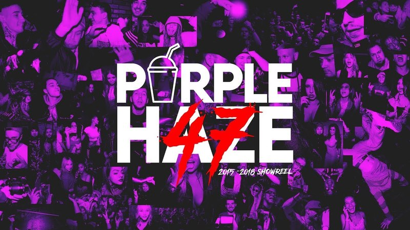 PURPLEH47E by BlazeTV 47TH (Осень 2015 - весна 2018) Showreel
