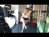 Ellana Bryan - Curve Model Stories (Behind The Scenes)