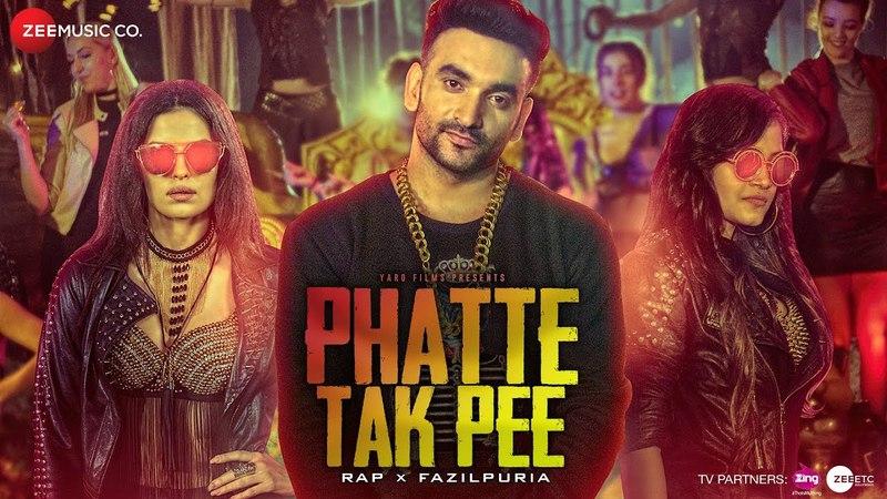 Phatte Tak Pee - Official Music Video | Fazilpuria Shalmali Kholgade | Satya Manik Afsar