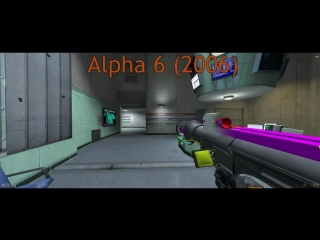 Black mesa Weapon comparison ALPHA 2006 vs 2017_HD.mp4