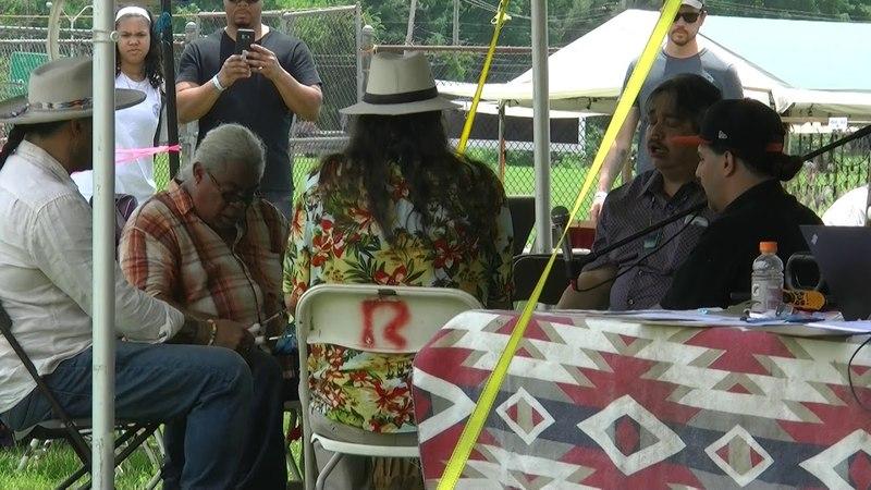 Silver Cloud Singers - Redhawk Native Arts Raritan Pow Wow 2018