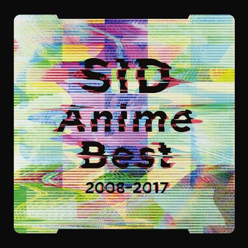 SID альбом SID Anime Best 2008-2017