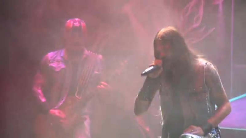 ICED EARTH - Slave To The Dark (Live In Ancient Kourion)