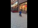 О Ля Ля! Маленький любитель клубнички надолго запомнил рекламный фургон стриптиз клуба
